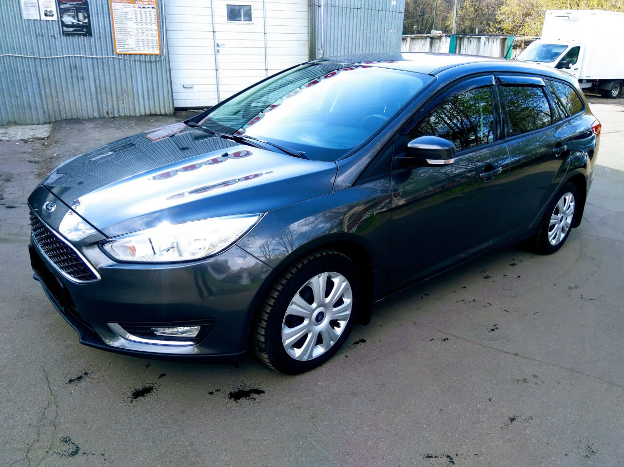 Ford Focus 3 Restailing